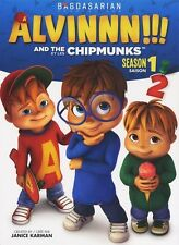 Alvin & The Chipmunks: Season 1 - Vol 2 DVD
