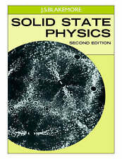 Solid State Physics by Blakemore, J. S.