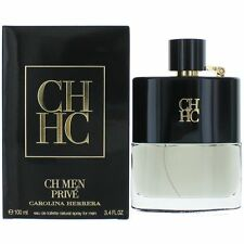 CH Prive Cologne by Carolina Herrera, 3.4 oz EDT Spray for Men NEW BOX SEALED