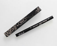 Kat Von D Tattoo Liquid Eyeliner Waterproof Trooper (Satin Black) Full Size NIB