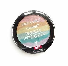 Wet n Wild Color ombre icon Rainbow Highlighter Unicorn Glow ship worldwide
