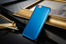 iPhone 6 Ultra Thin Brushed Aluminium Case + Free Screen Protector UK Stock