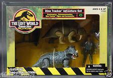 Jurassic Park The Lost World Dino Tracker Adventure Set AFA 80 MISB Wal-Mart
