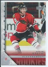 Duncan Keith  Chicago Blackhawks  05/06 Upper Deck  #230  Young Guns  SP RC