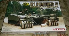 Dragon 1:35 M1 Panther II Mine Detection & Clearing Military Vechicle Model 3534