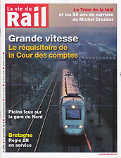 LA VIE DU RAIL N° 3493 14 NOVEMBRE 2014 - LA CHINE, GOOGLE GLASS, SIGNALISATION
