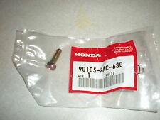 New NOS Honda Disk Bolt 6x19 Cr 125 250 500 450 CRF