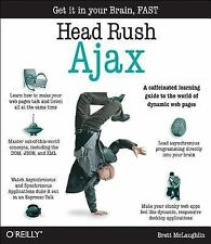 Head Rush Ajax by Brett McLaughlin (2006, Paperback)FREE SHIPPING
