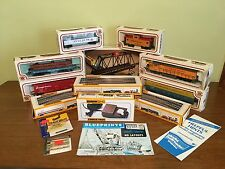 Vintage Bachmann HO Scale Train Set w Boxes
