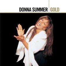 """DONNA SUMMER """"GOLD"""" 2 CD NEU"""