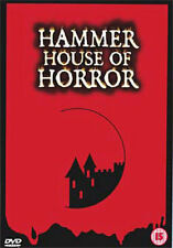 Hammer House Of Horror - Complete (DVD, 2002, 4-Disc Set, Box Set)