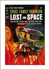 "Space Family Robinson No.24  : 1967 :   : ""The Savage Earth"" :"