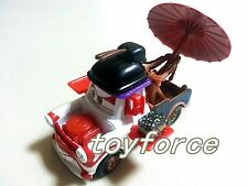 Mattel Disney Pixar Cars Kabuki Mater 1:55 Loose New In Stock