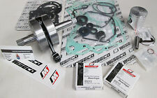 KAWASAKI KX 250 WISECO ENGINE REBUILD KIT CRANKSHAFT, PISTON, GASKETS 1992-2001