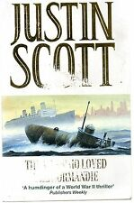 The Man Who Loved Normandie by Justin Scott (1993 paperback)