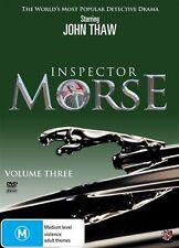 Inspector Morse Collection : Vol 3 (DVD, 2006, 4-Disc Set)