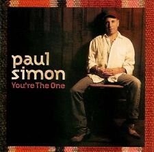 PAUL SIMON – You're The One – 2000 - CD – 9 47844-2 – UPC 0 9362-47844-2  5