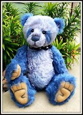 "Limited Edition Charlie Bears Mohair ""Wilson"" #113/250 Teddy Bear ~ VHTF"