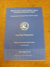 14/05/2014 walsall junior ligue de la jeunesse U14 stan eccleston cup final: légions lio