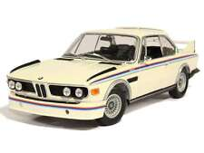 "1:18 Minichamps BMW 3.0 CSL Bauj.1973-75 alpinaweis E9 ""Batmobil"" Dealer Edition"