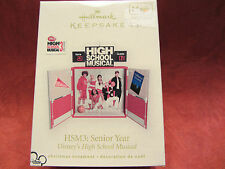 Hallmark 2009 HSM3: SENIOR YEAR  Sound Magic Ornament NIB  #02122  (y8)