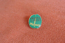 18349 PIN'S PINS BOISSON CAFE COFFEE MAXWELL GRAIN DE FOLIE TOUCH OF MADNESS