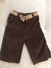 Baby Boy Old Navy Brown Pants 3-6 Month