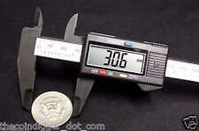 """✯ Digital Coin Stamp Jewlery Caliper Electronic CARBON COMPOSITE 6"""" Inch 150mm"""