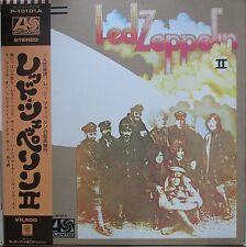 LED ZEPPELIN II JAPAN Atlantic with OBI, insert and POSTER !! Great copy!