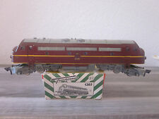 """Fleischmann Art.Nr:1385 Nohab-Diesel Lok der """"DSB"""" OVP"""