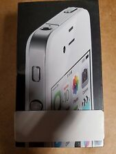 *NEW* Apple iPhone 4 MC318LL/A A1332 GSM AT&T/T-Mobile 3G 16GB (White)