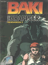 DVD Baki The Grappler Genshiken 2 ( Episode. 1 - 24 End + Movie ) Eng SUB