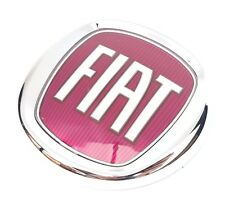 Fiat Bravo 2007 on Front Bumper Grille Bonnet Logo Badge 51944206 New & Genuine