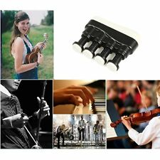 Portable Hand Finger Exerciser Grip Trainer  for Guitar Bass Piano or Therapy