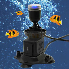 New 3W Low-noise LED Aquarium Submersible Air Water Pump Fish Tank Pond Fountain