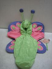 AMERICAN GIRL BITTY BABY BUTTERFLY COSTUME W/NET & WINGS