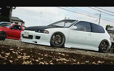 Honda Civic EG EK  Hatchback 2dr 1991-95 Race Lexan Polycarbonate 3pc Window Kit