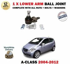FOR MERCEDES A150 A160 A170 A180 A200 2004-2012 1 X BALL JOINT FOR WISHBONE ARM