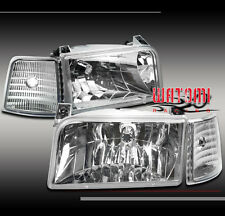 1992-1996 FORD F150 F250 BRONCO HEAD LIGHTS+CORNER 1995