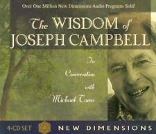 The Wisdom of Joseph Campbell [Audio] by Joseph Campbell.with Michael Toms