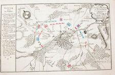 c1759 Neisse Nysa Schlesien Siebenjähriger Krieg Kupferstich-Plan