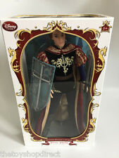 "Limited Edition Disney Doll Prince Phillip 17"" Sleeping Beauty - 1 of 3500"
