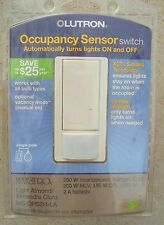 Lutron Occupancy Sensor Switch Automatic light switch MS-OPS2H-LA