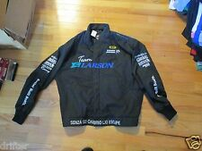 Team Larson Evinrude Johnson Mercury Mercruiser Boat Fishing Jacket Size XL