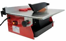 "7"" Tile Marble Cutting Machine Power Tool Table Top Saw Granite Cutting Tools"