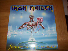 Iron Maiden - Seventh Son of a Seventh Son - Brand New Sealed 180 Gram Vinyl LP