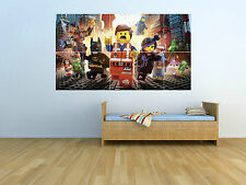 Brand New-LEGO MOVIE-GIGANTE POSTER Muro Arte Set-tlm04