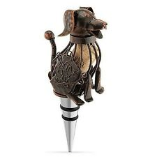 Epic Products Cork Cage Corky The Dog Bottle Stopper, 5.25-Inch NEW