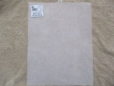 "5 Sheets of 10 Count Plastic Canvas  size 13.5"" x 10.5"""