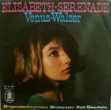 """7"""" 60s! RON GOODWIN : Elisabeth-Serenade + Venus-Walzer"""